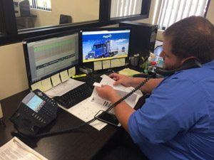 Status Trucks Dispatcher
